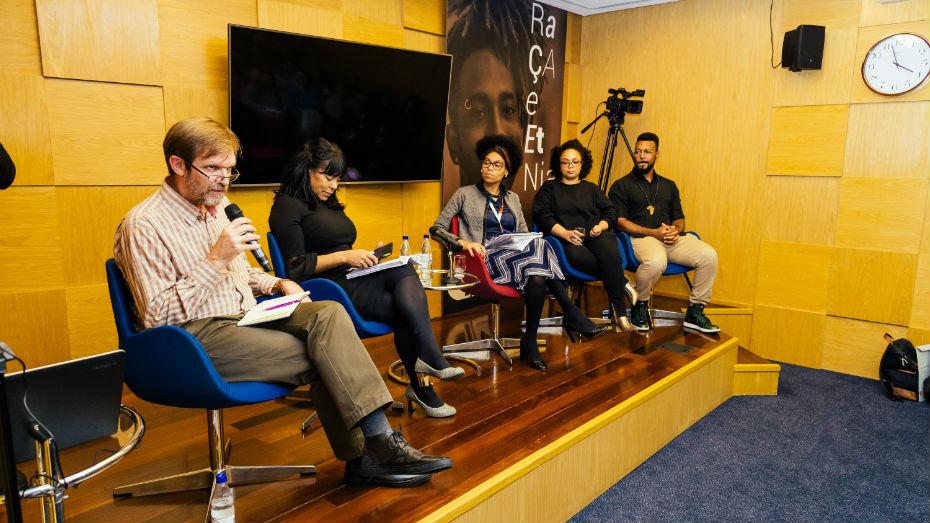 Painelistas discutem raça e etnia na 1ª Semana da Diversidade do CIEE
