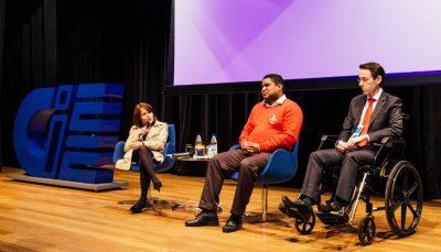 Temas como inclusão e diversidade foram abordados em quatro dias de evento