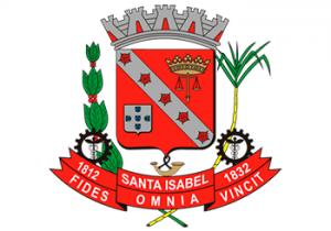 Brasão da Prefeitura Municipal de Santa Isabel