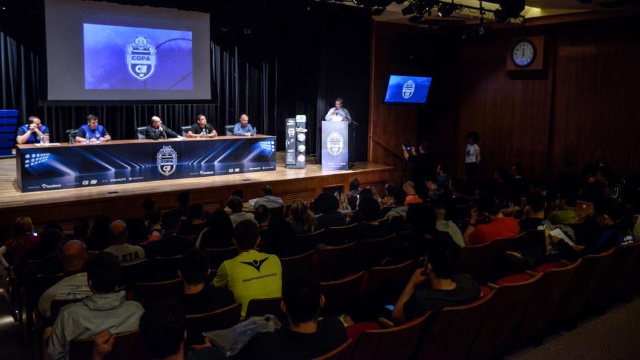 Teatro CIEE recebeu Congresso Técnico da Copa CIEE Jovem Pan