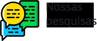 Logomarca Nossas Pesquisas
