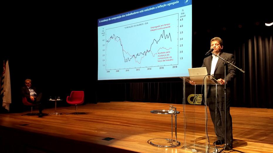 Gustavo Pierini falou sobre o futuro do trabalho no Teatro CIEE
