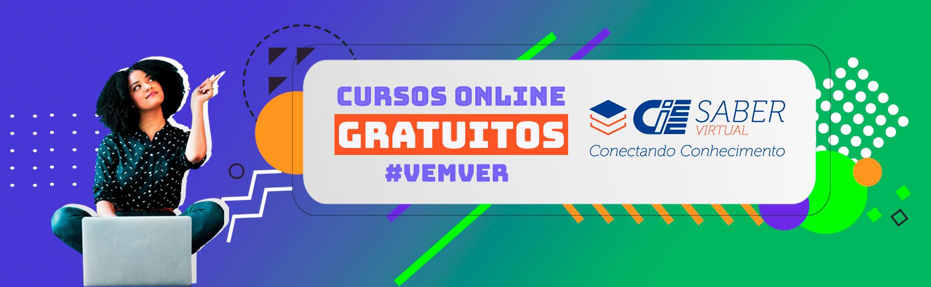 Ir para Cursos Online Gratuitos - CIEE Saber Virtual