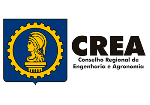 Logotipo do CREA SP