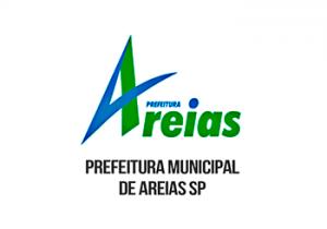 Logotipo da Prefeitura Municipal de Areias