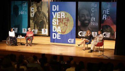Diversidade é tema de seminário no Teatro CIEE