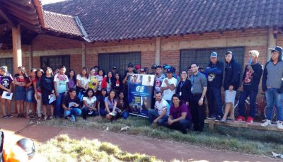 Indígenas são acolhidos no Mato Grosso do Sul
