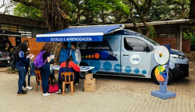 São Paulo: CIEE em Movimento marca presença no Jabaquara e na USP