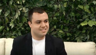 Anderson Mariano participa de entrevista na Rede Vida