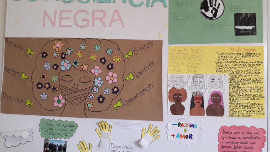 Dia da Consciência Negra é lembrado em atividades nos Espaços de Cidadania