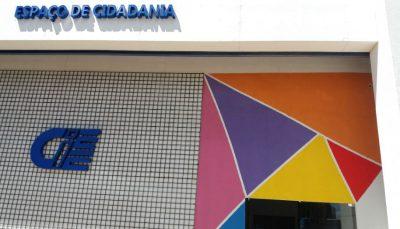 Espaço de Cidadania em Taguatinga/DF