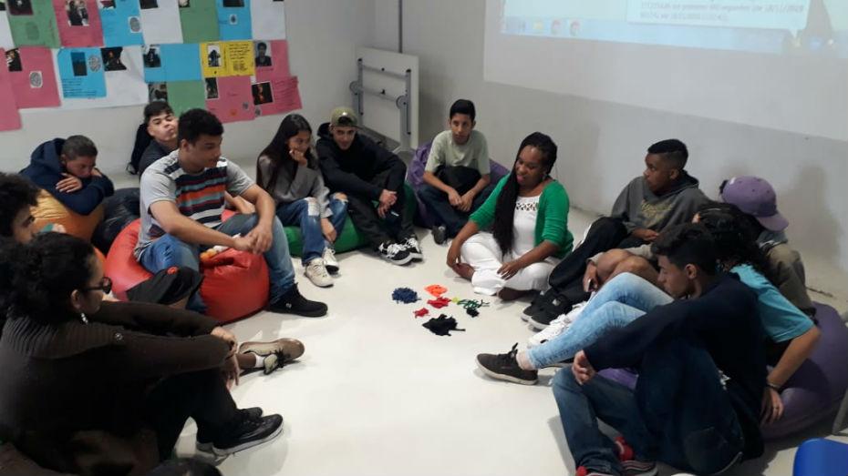 Conviventes participam de atividades pelo Dia da Consciência Negra