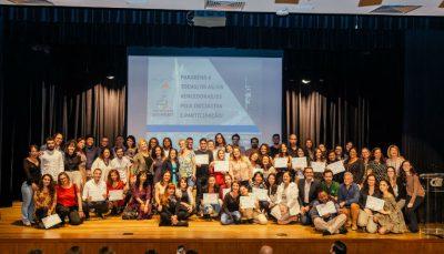 Entrega do Prêmio Melhores Práticas de Estágio PMSP
