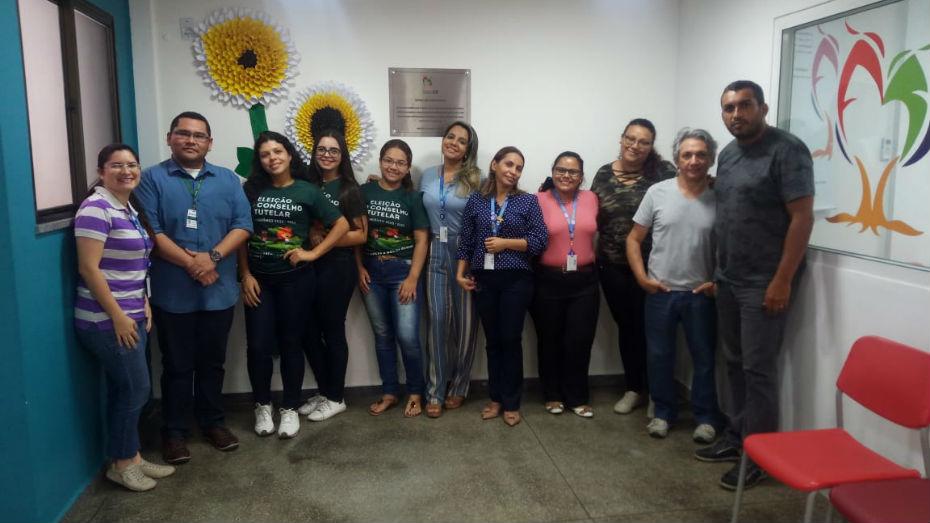 Ação social é realizada no Espaço de Cidadania de Manaus