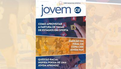 Capa da Revista Jovem CIEE 38