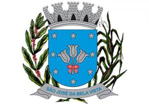 Brasão da PREFEITURA MUNICIPAL DE SÃO JOSÉ DA BELA VISTA