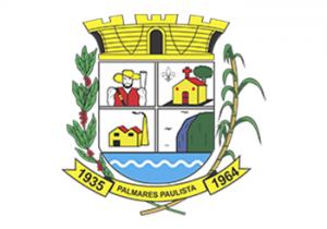 Brasão da Prefeitura municipal de Palmares Paulista
