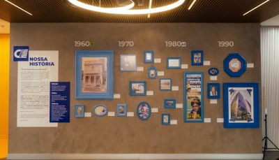 Galeria Memória CIEE reúne acontecimentos importantes dos 56 anos da instituição