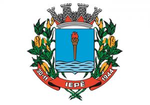 Brasão da Prefeitura Municipal de Iepê