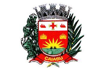 Brasão da Prefeitura Municipal de Caiabu