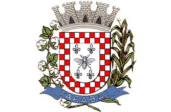 Brasão da Prefeitura Municipal de Tarabaí