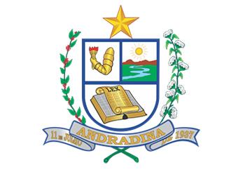 Brsão da Prefeitura de Andradina