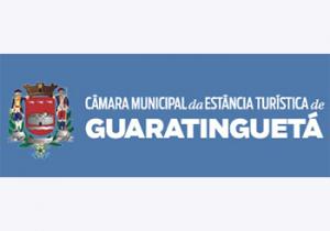 Logo da Câmara Municipal de Guaratinguetá