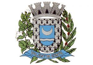 Brasão da Prefeitura de Valentim Gentil - SP