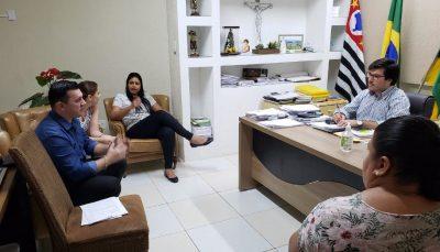 CIEE e prefeitura de Guaiçara/SP acertam parceria