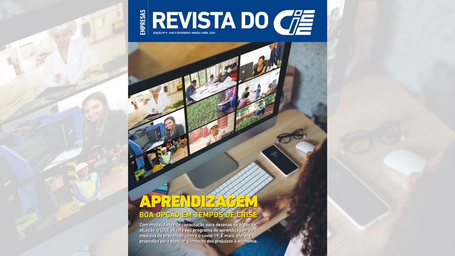 Revista CIEE Empresas Edição 9
