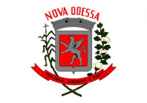 Brasão da Prefeitura Municipal de Nova Odessa