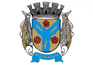 Brasão da Prefeitura Municipal de Rosana