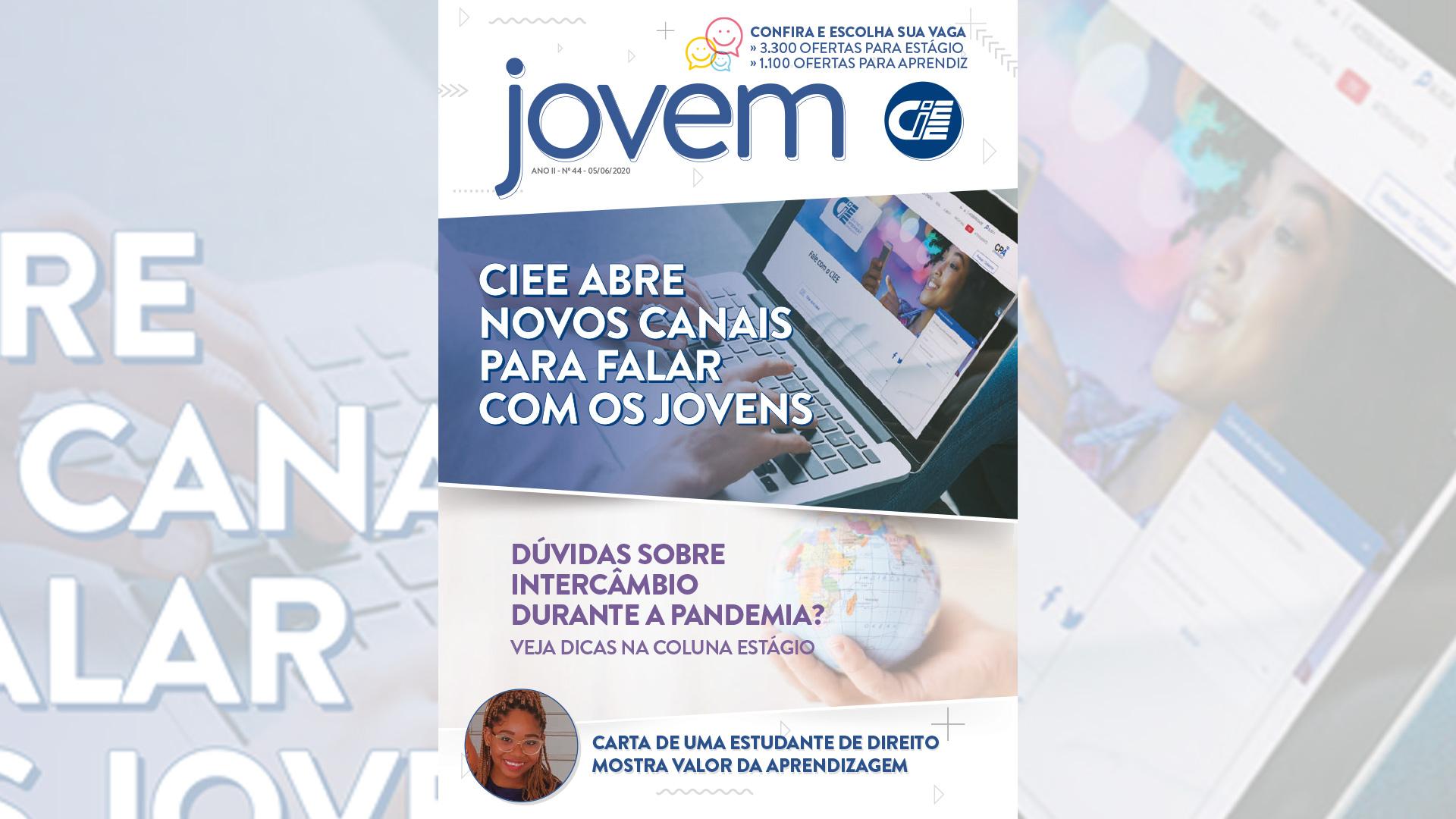 Revista Jovem CIEE 44