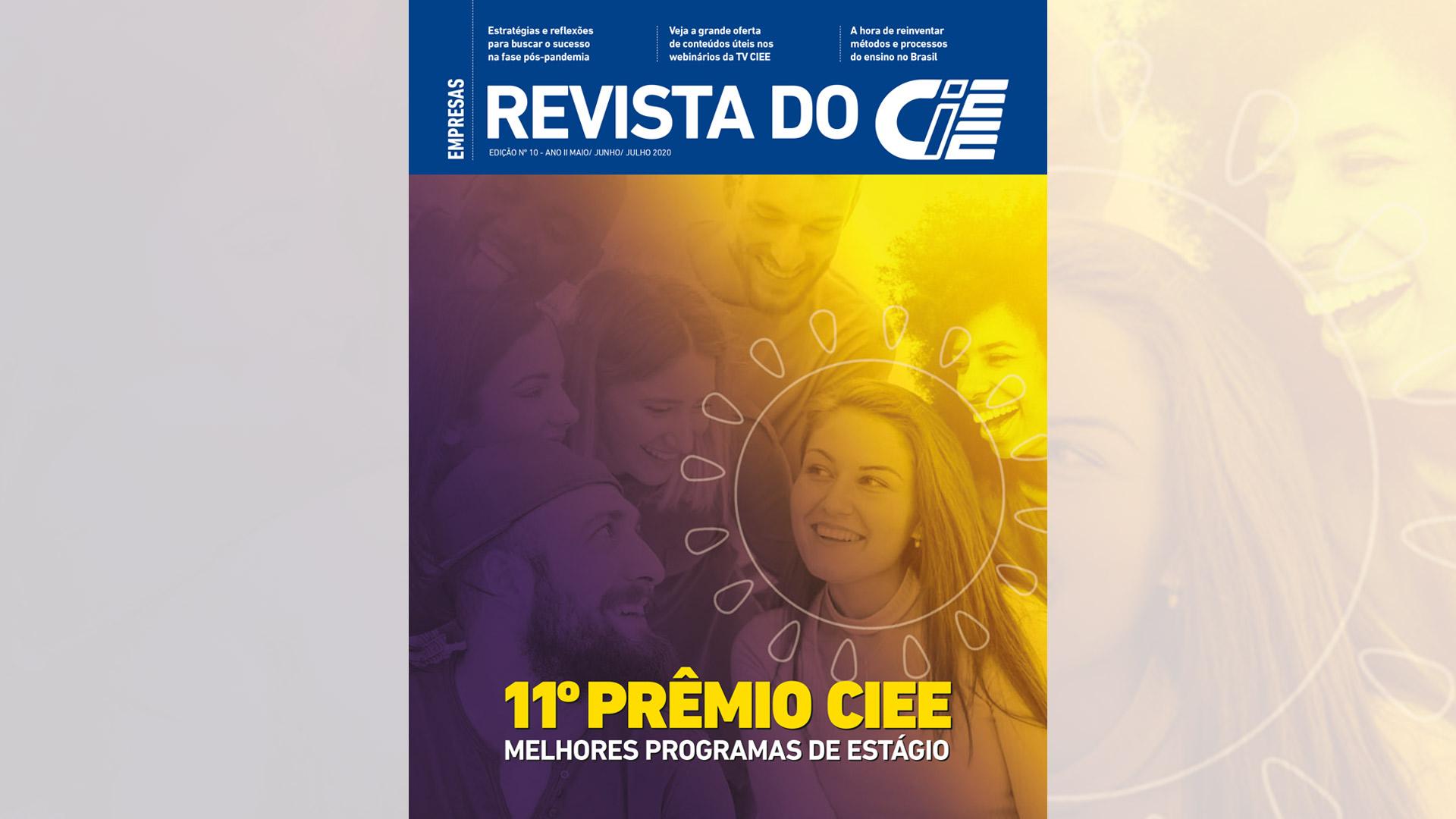 Revista CIEE Empresas Edição 10