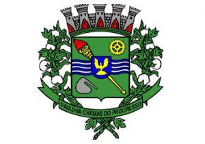 Brasão da Prefeitura Municipal de Paulinea