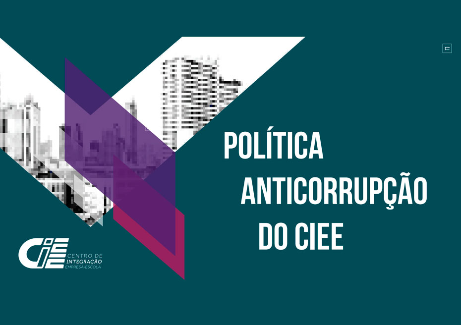 Política anticorrupção do CIEE