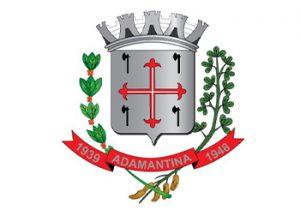 Brasão da Prefeitura Municipal de Adamantina