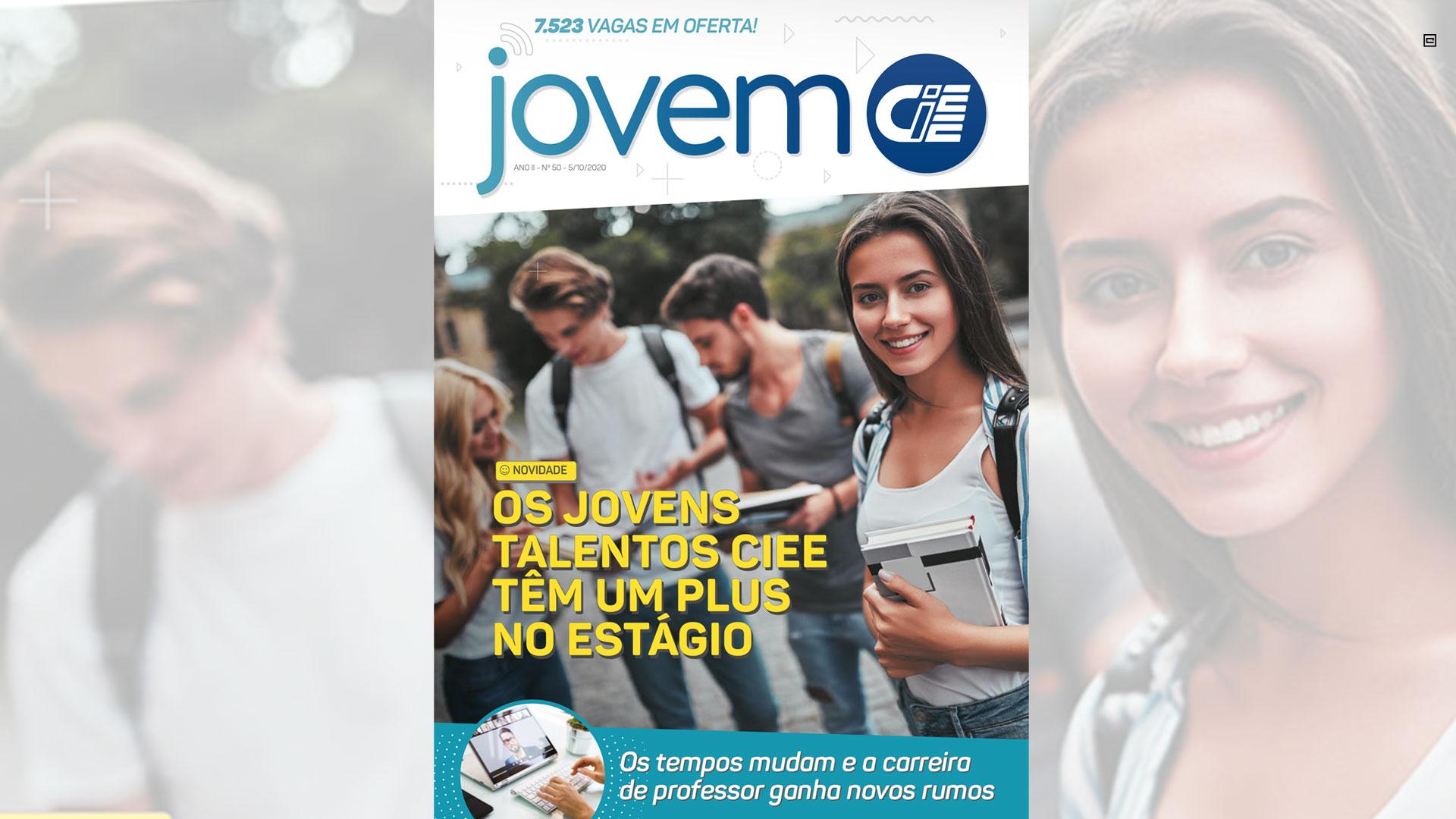 Revista Jovem CIEE 50