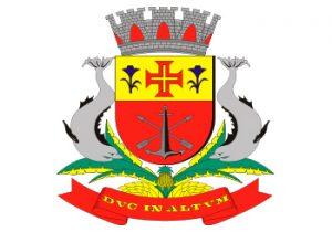 Brasão da Prefeitura Municipal da Estância Balneária de Caraguatatuba