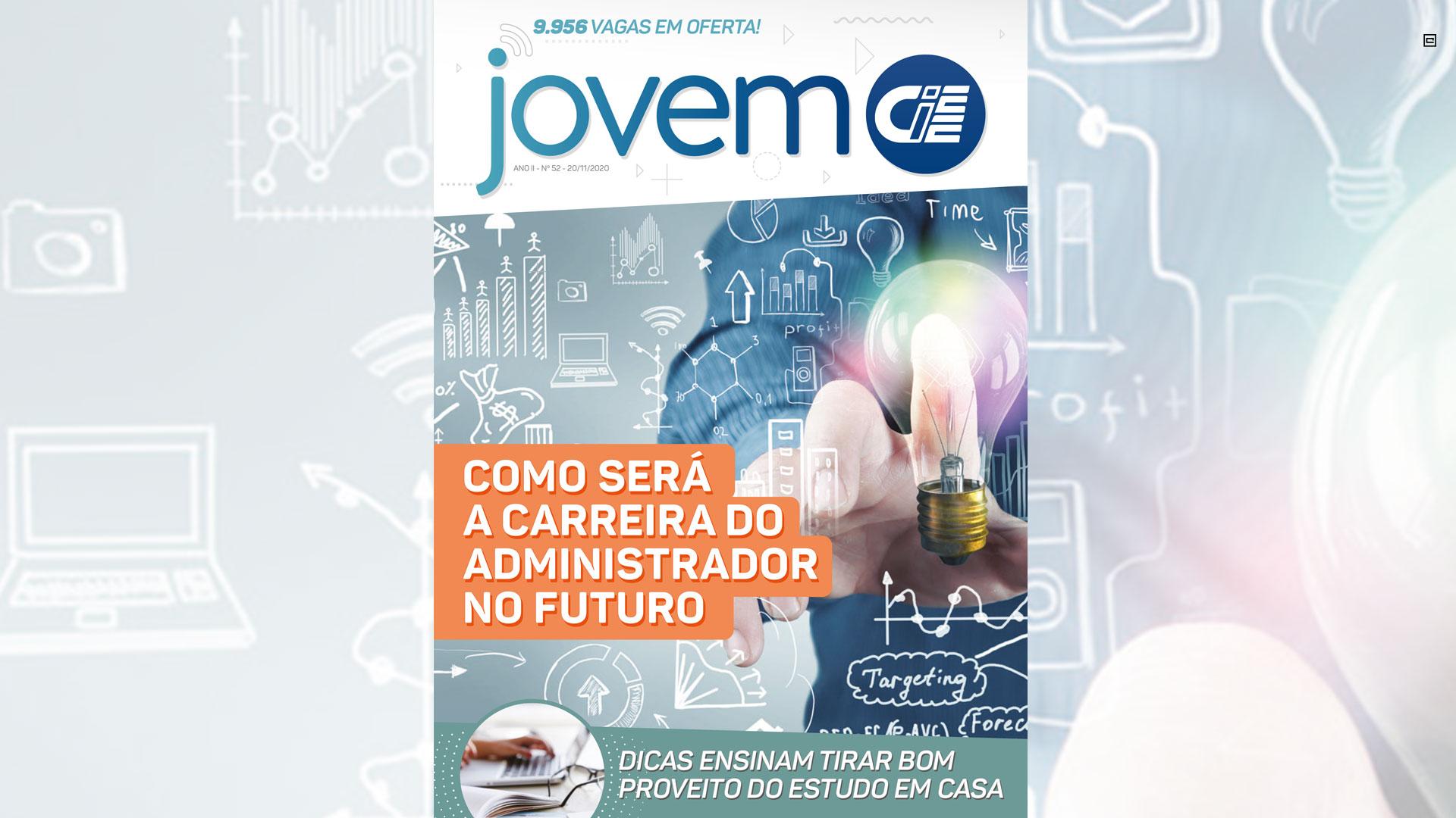 Revista Jovem CIEE 52