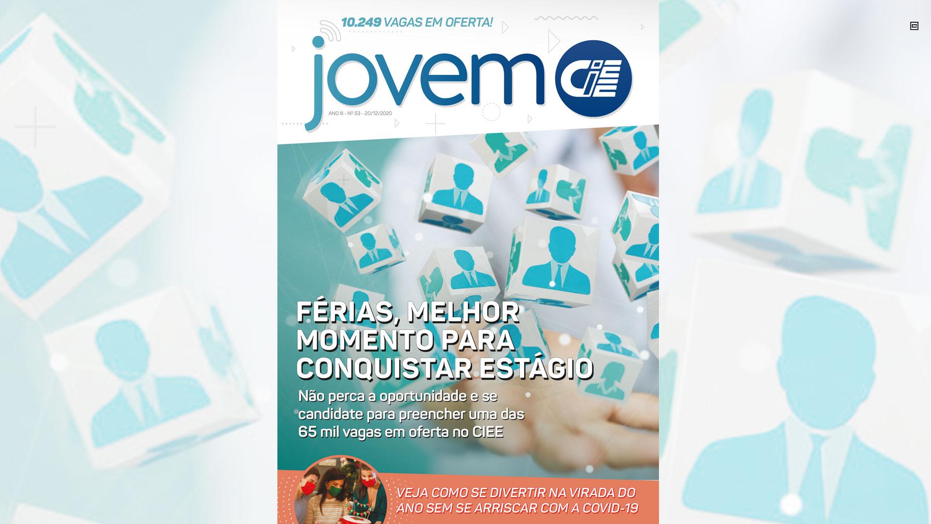 Revista Jovem CIEE 53