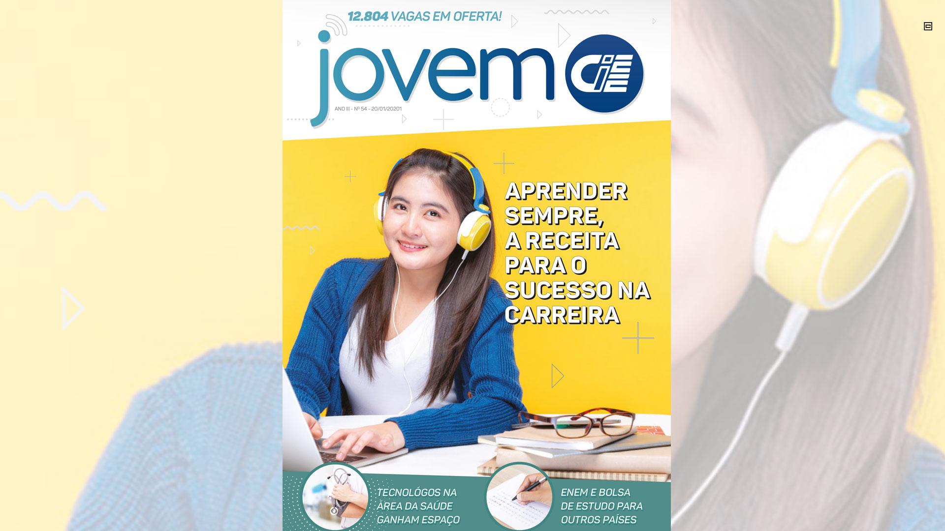 Revista Jovem CIEE 54