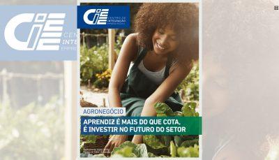 Agronegócio: aprendiz é mais do que cota, é investir no futuro do setor