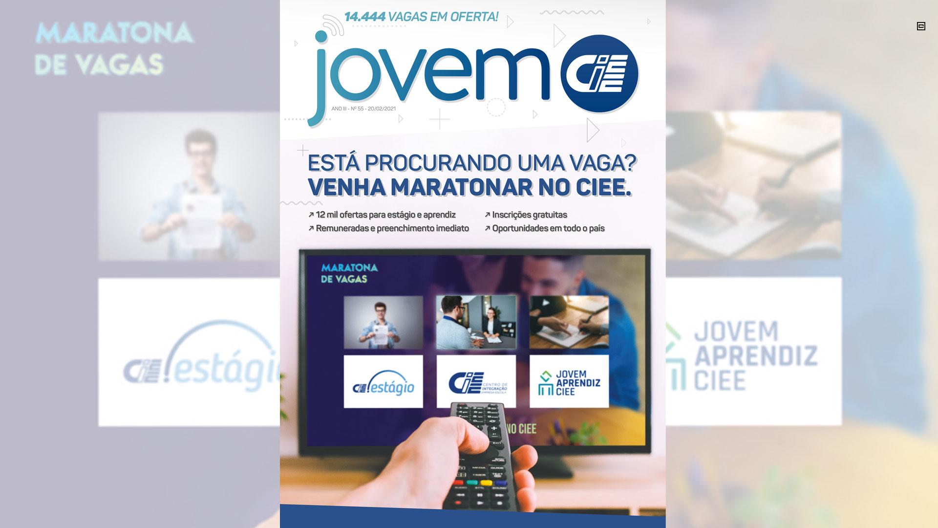 Revista Jovem CIEE 55
