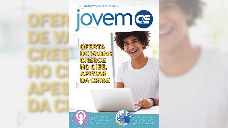 Revista Jovem CIEE – Edição nº 56