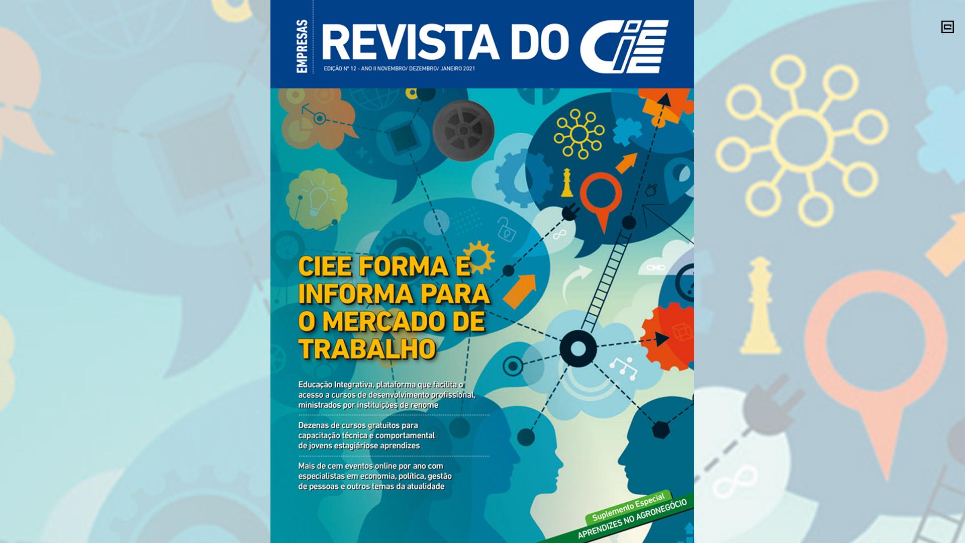 Revista CIEE Empresas 12
