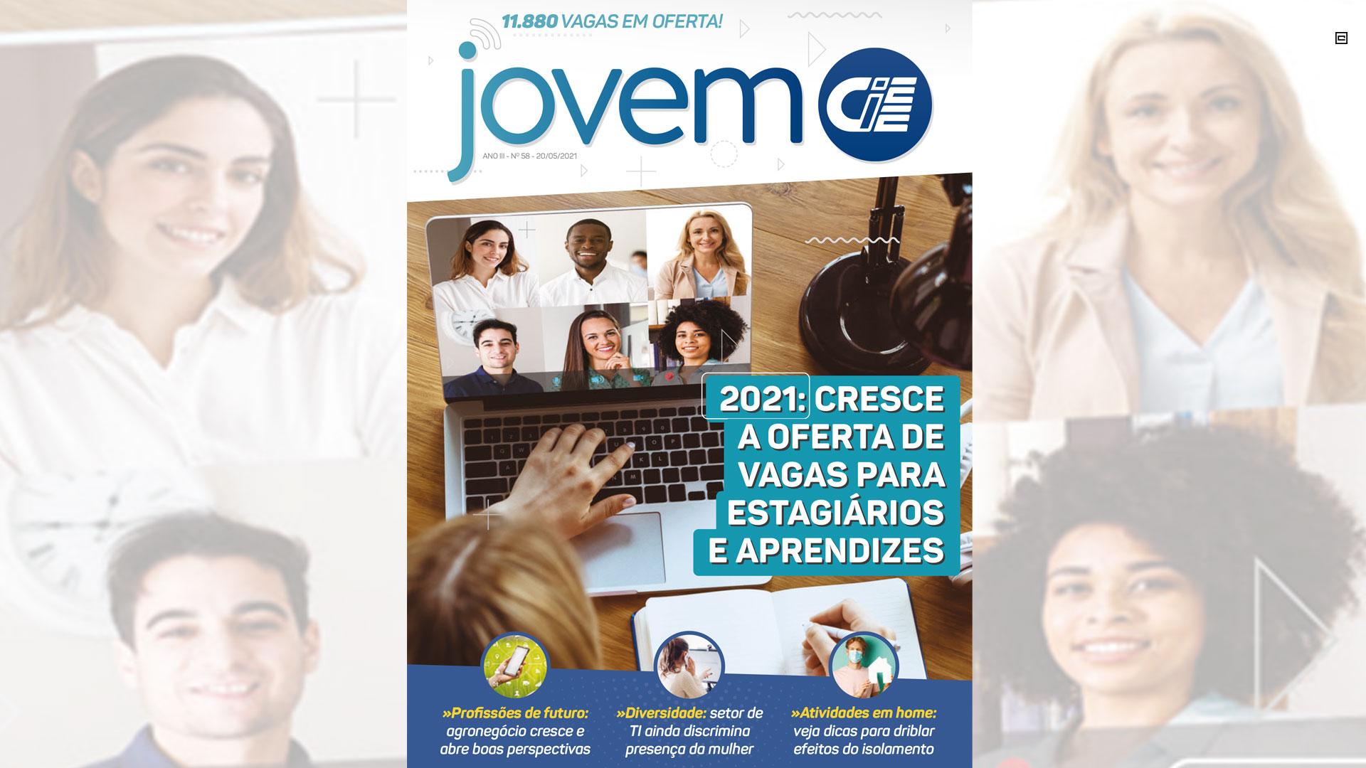 Revista Jovem CIEE 58