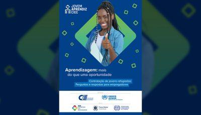Cartilha Aprendizagem CIEE e ACNUR - Contratação de jovens refugiados