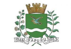 Brasão da Prefeitura Municipal de Irapuru