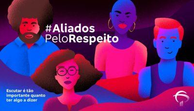 Banner Bradesco Aliados pelo Respeito